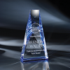 Ara Cobalt Glass Awards