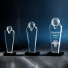 Corte Bella Golf Glass and Crystal Awards