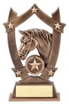 3D Sport Stars Horse 3D Sport Stars Resin Trophy Awards