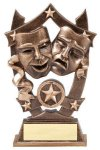 3D Sport Stars Drama 3D Sport Stars Resin Trophy Awards