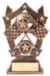 3D Sport Stars Racing 3D Sport Stars Resin Trophy Awards
