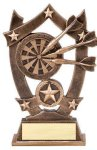 3D Sport Stars Darts 3D Sport Stars Resin Trophy Awards
