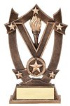 3D Sport Stars Victory 3D Sport Stars Resin Trophy Awards