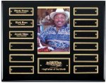 Ebony Perpetual Plaque Achievement Awards
