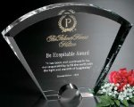 Fantasy Award All Optical Crystal