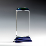 Facination Cobalt Glass Awards