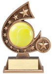 Resin Comet Series Tennis Comet Resin Trophy Awards