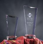 Indra Contemporary Corporate Crystal Awards