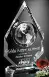 Magellan Global Award Crystal Glass Awards