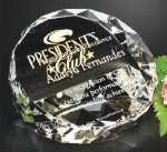 Cascade Award Crystal Glass Awards