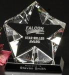 Penta Star Crystal Glass Awards