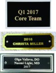 Engrave My Plate - Repeat Order Engraved Plates