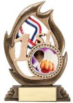 Flame Series First Flame Resin Trophy Awards