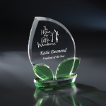 Nurture Green Optical Crystal Awards