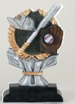 Baseball Impact Series Impact Series Resin Trophy Awards