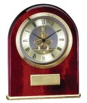 Rosewood Clock Mantle Clocks