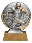 Motion X  Football 3-D Motion X Action 3D Resin Trophy Awards