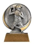 Motion X  Softball 3-D Motion X Action 3D Resin Trophy Awards