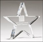 Constellation Series Crystal Award Paperweight Crystal Awards