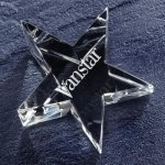 Optic Star Paper Weight Paperweights