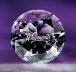 Diamond Paper Weight Paperweights