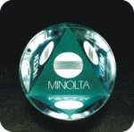 Paper Weight Round Acrylic Award Paperweights
