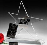Star Goal-Setter Perpetual Crystal Awards