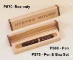 Tortoise Shell Finish Pen Promotional Pens
