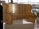 Custom Church Pew Plaque Roster Plaques: Perpetual Plaques & Trophies