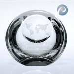 Globe Dome Paper Weight Secretary Gifts