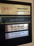 Nameplates Showroom Photos