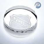Hockey Puck Sport Crystal Awards