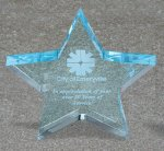 Star Acrylic Award Star Acrylic Awards